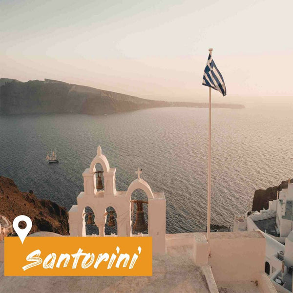 Santorini, Greece 🇬🇷 - A Paradise in Europe - 7 Nights Getaway