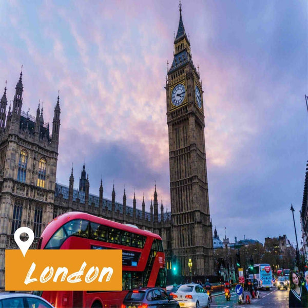 London Vacation Speciale, U.K 🇬🇧