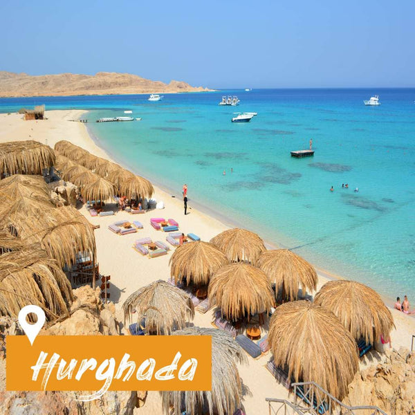 Hurghada City Egypt 🇪🇬| A Beach Resort Haven