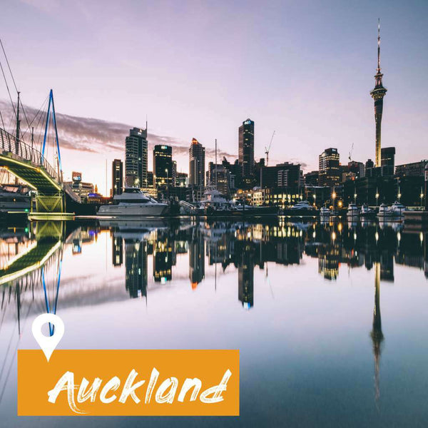 Experience Auckland New Zealand 🇳🇿 for 6 Days