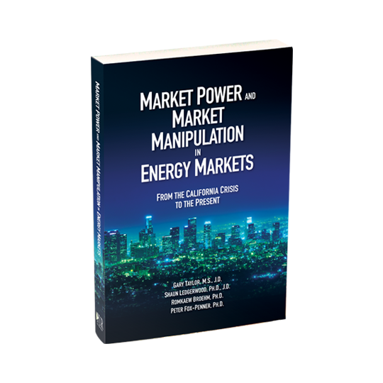 Market Power and Market Manipulation in Energy Markets