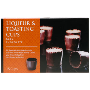 Chocolate Toasting Cups