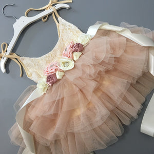 Flower Gir Dress