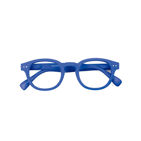 Ecofriendly presbicia glasses danubio blue parafina