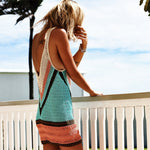 Crochet Free Spirit Beach Cover Up