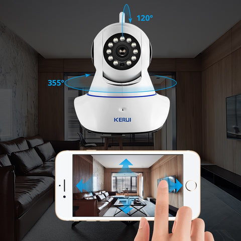720P 1080P HD Wifi Wireless Home Security IP Camera Security Network CCTV Surveillance Camera IR Night Vision Baby Monitor