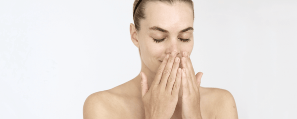 Age-defence face cleansing ritual