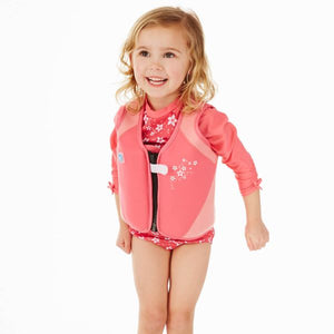 Learn To Swim Float Jacket Pink Blossom
