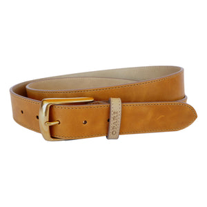 Tan Leather Belt