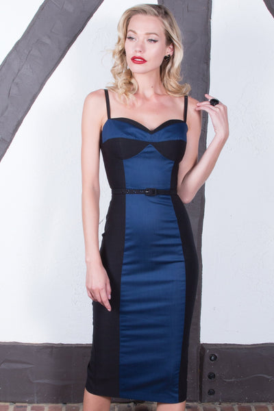 VEGA FITTED DRESS
