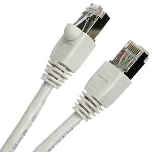 Cat6A Shielded Patch Cable - 26AWG 10G
