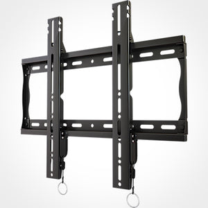 Crimson-AV Universal Flat Wall Mount with Leveling for 26 to 46 Inch Flat Panel Screens Alternative View