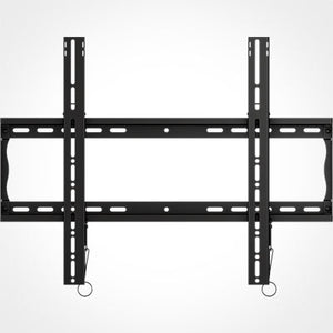 Crimson-AV Universal Flat Wall Mount with Leveling for 32 to 55 Inch Flat Panel Screens Rear View