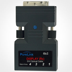 PureLink DVI to 4LC Fiber Receiver Unit