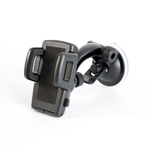 Windshield Mobile Mount with Suction Cup and 360 Degree Rotation