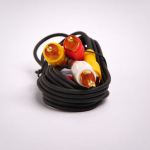 Composite Cable (3-100ft) Front View