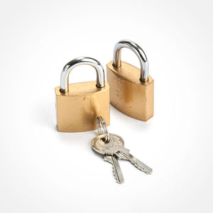 Padlock for Lockable TV Mount