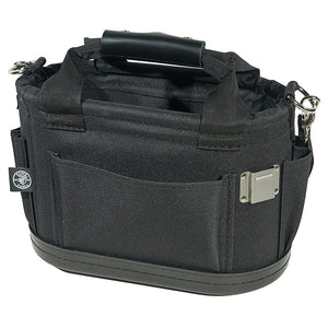 Klein Tools 58890 17 Pocket Tool Tote with Shoulder Strap