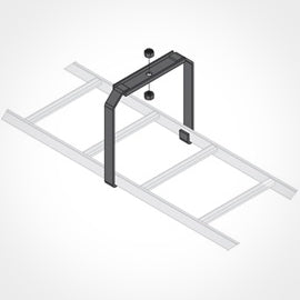 Middle Atlantic 12 Inch Ladder Center Support Bracket - CLB-CSB