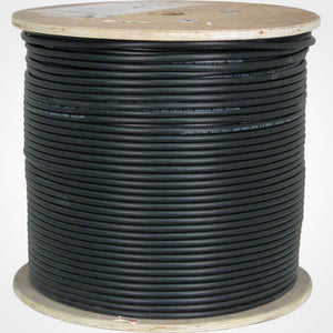 Vertical Cable 064 Series 1000ft Cat6A Shielded Solid Network Cable