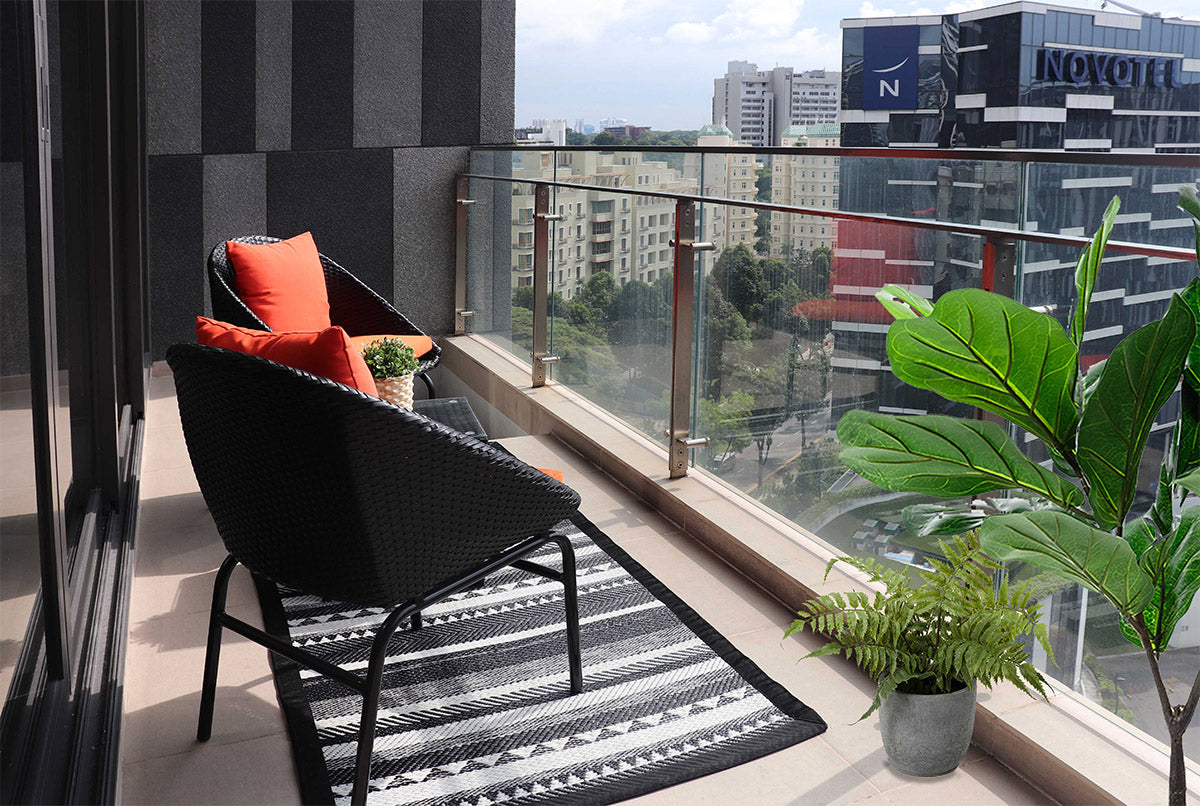Home Staging balcony