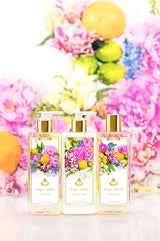 Citrus Lily Bath & Shower Gel - moniquelhuillier