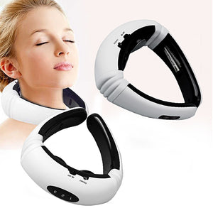Relaxing Pulse Back and Neck Massager