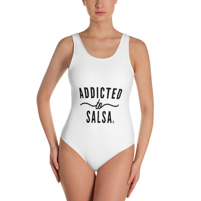 """Addicted to Salsa"" One-Piece Swimsuit"