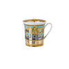 8 x Versace Prestige Gala Bleu Mug with handle 0.35l ,Rosenthal | Zangheim Ltd.