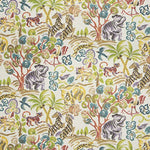 Fabricut Tropic Animals Rain Forest Fabric