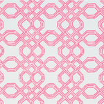 Lee Jofa Well Connected Conch Pink Wallpaper