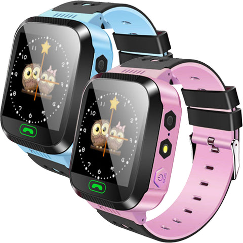 NEW Waterproof Kids Smart Watch with Remote Camera