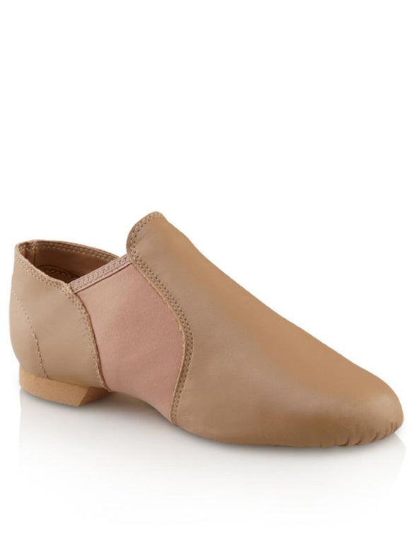 E SERIES JAZZ SLIP ON ADULT LARGE EJ2A - CAPEZIO