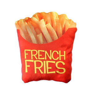 French Fries Plush Cushion, Cushions - The Happy Beach