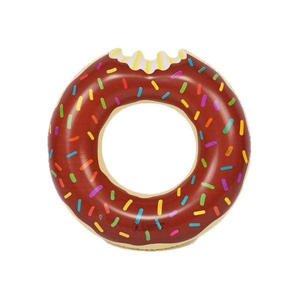 Chocolate Donut Float (Kids), Pool inflatables - The Happy Beach