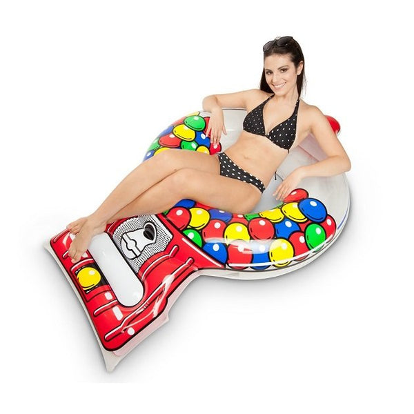Giant Gumball Machine Pool Float, Pool inflatables - The Happy Beach