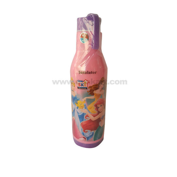 Ski Insulator Pink And Voilet Water Bottle