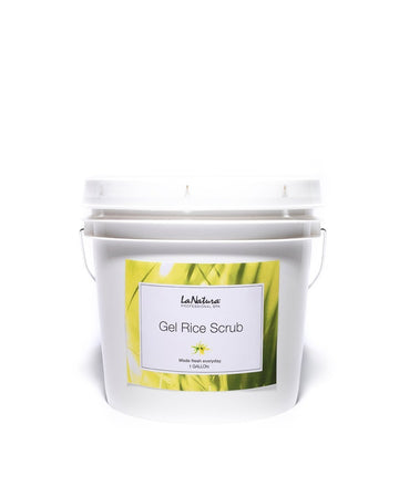 LaNatura Spa Natural Dead Sea Salt Body Scrub