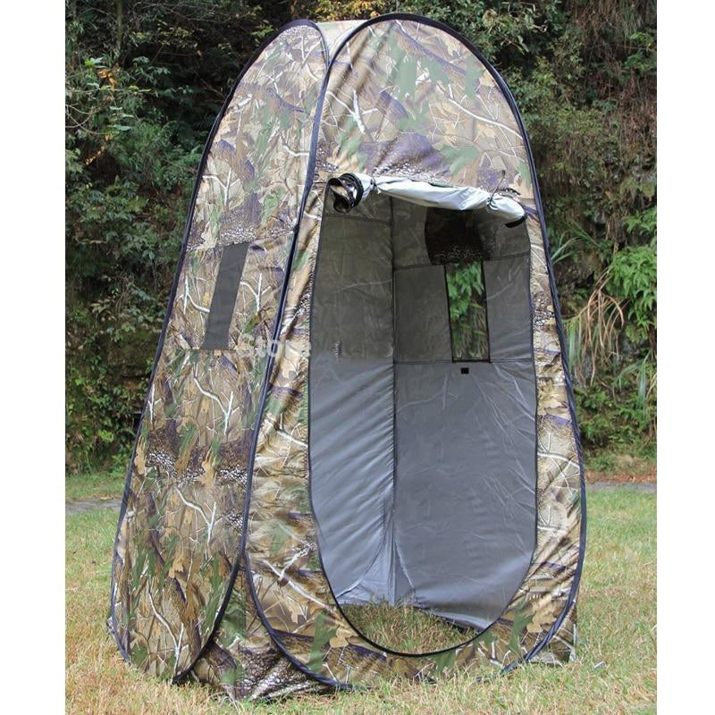 Portable Privacy Shower Toilet Camping Pop Up Tent