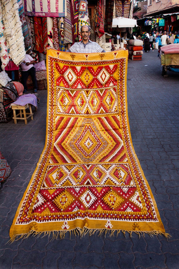 The Caravan Rug - YIREH