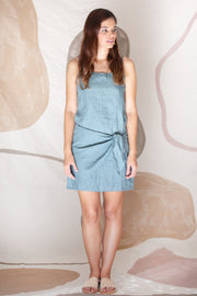 Izzy Dress in Azure - YIREH
