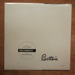 Bertoia ‎– Swift Sounds / Phosphorescence