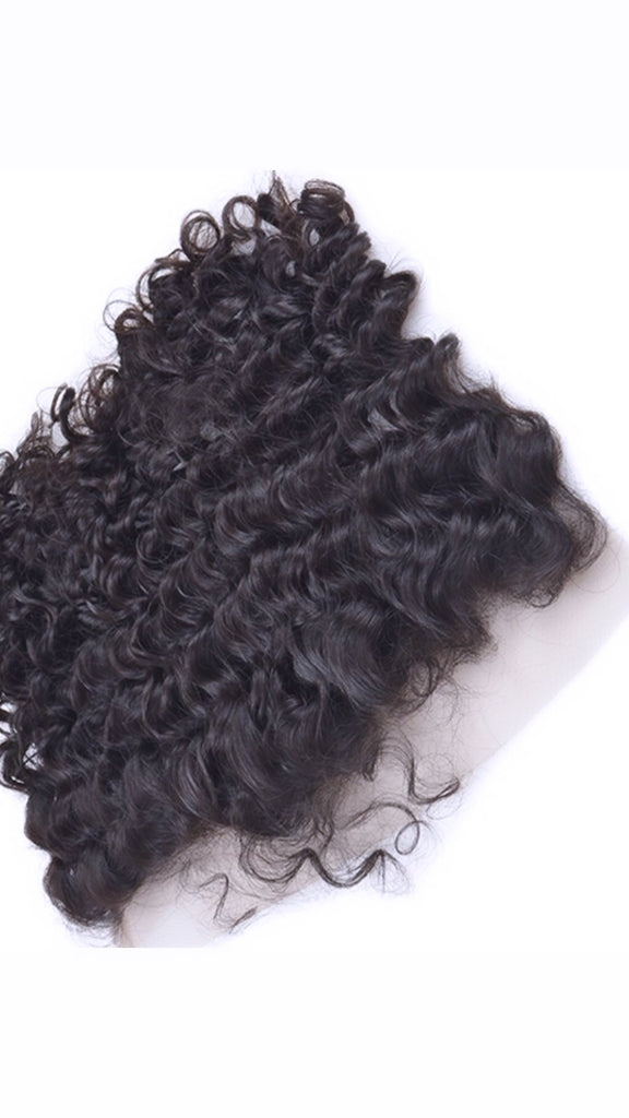 EXP GLAM RAW BURMESE CURLY FRONTAL