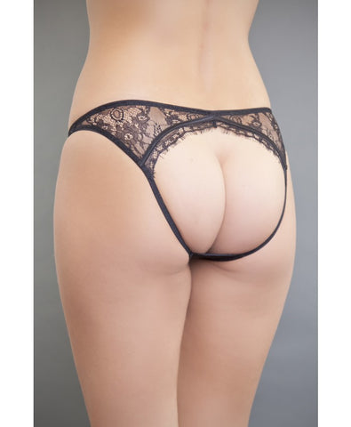 Rosa Barely There Black Brief