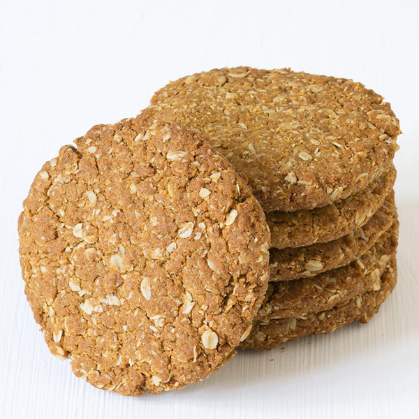 Large ANZAC Biscuit (pack of 6 large biscuits)