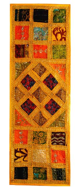 Colors of India-Tapestry Wall Hanging