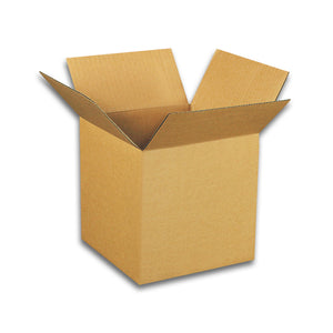 "4 x 4 x 6"" Corrugated Boxes"
