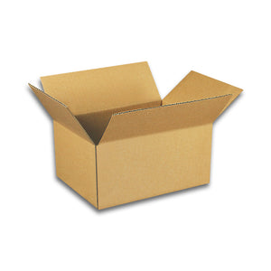 "12 x 6 x 4"" Corrugated Boxes"