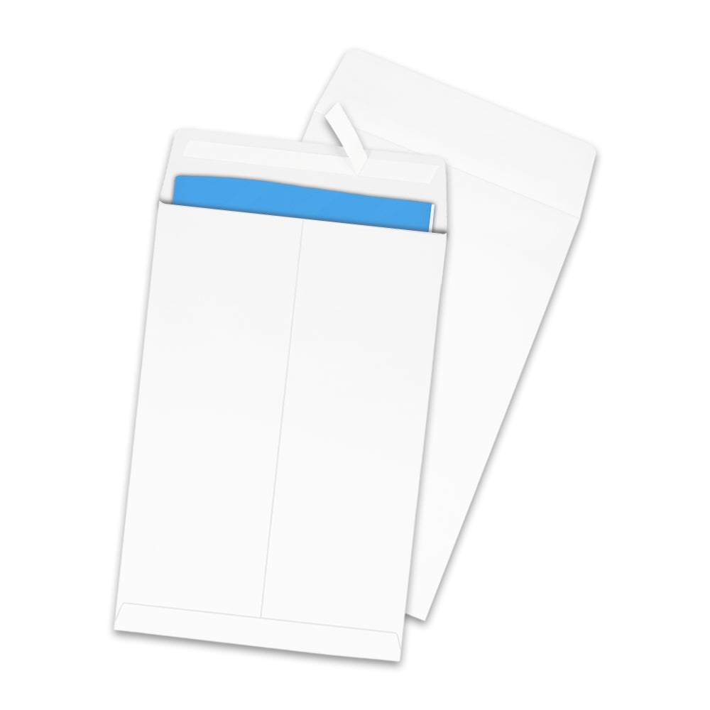 Self-Seal Envelopes - White, 6 x 9