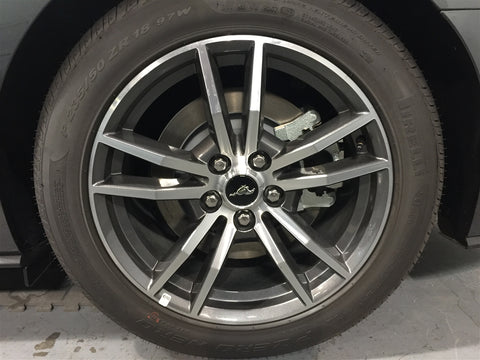 "2015-2017 Mustang 18"" Rim & Tire set of 4"